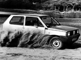 Fiat Panda 4x4 (153) 1983–86 wallpapers