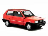 Fiat Panda 1000 S (141) 1986–91 wallpapers