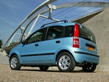 Fiat Panda (169) 2003–09 wallpapers