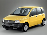 Fiat Panda Active (169) 2003–09 wallpapers