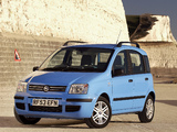 Fiat Panda UK-spec (169) 2004–09 wallpapers