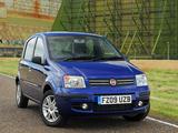 Fiat Panda UK-spec (169) 2004–09 wallpapers