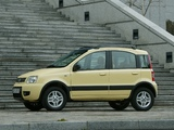 Fiat Panda 4x4 Climbing (169) 2004 wallpapers