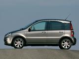 Fiat Panda 100 HP (169) 2006–10 wallpapers