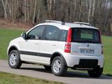 Fiat Panda 4x4 Climbing (169) 2009–12 wallpapers