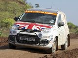 Fiat Panda Cape Town to London (319) 2013 wallpapers