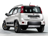 Fiat Panda 4x4 Antartica (319) 2013 wallpapers
