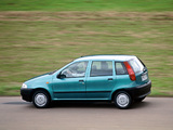 Fiat Punto 5-door (176) 1993–99 wallpapers
