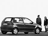 Fiat Punto GT (176) 1994–99 photos
