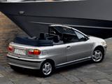 Fiat Punto Cabrio ELX (176) 1994–2000 photos