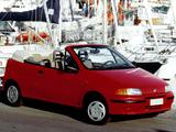 Fiat Punto Cabrio S (176) 1994–2000 pictures