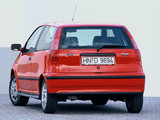 Fiat Punto Sporting (176) 1995–99 images