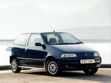Fiat Punto Sporting UK-spec (176) 1995–99 images