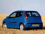 Fiat Punto HGT UK-spec (188) 1999–2003 photos
