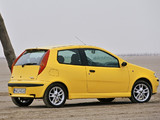 Fiat Punto Sporting (188) 1999–2003 pictures
