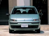 Fiat Punto 5-door JP-spec (188) 1999–2003 wallpapers