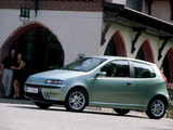 Fiat Punto Sporting (188) 1999–2003 wallpapers