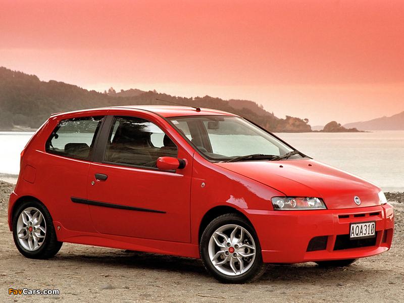 Fiat Punto HGT Abarth NZ-spec (188) 2002–03 pictures (800 x 600)