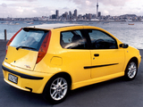 Fiat Punto Sporting NZ-spec (188) 2002–03 pictures