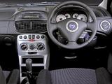 Fiat Punto HGT ZA-spec (188) 2003–05 images