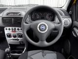 Fiat Punto Sporting UK-spec (188) 2003–05 images
