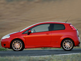 Fiat Grande Punto 3-door (199) 2005–12 images