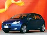 Fiat Grande Punto 5-door (199) 2005–12 images