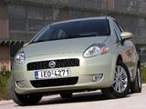 Fiat Grande Punto 5-door (199) 2005–12 photos