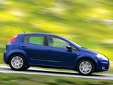 Fiat Grande Punto 5-door (199) 2005–12 pictures