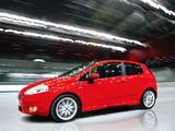 Fiat Grande Punto 3-door (199) 2005–12 pictures