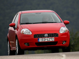 Fiat Grande Punto 3-door (199) 2005–12 wallpapers