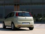 Fiat Grande Punto 5-door (199) 2005–12 wallpapers