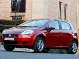 Fiat Grande Punto 5-door ZA-spec (199) 2006–09 photos