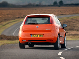 Fiat Grande Punto 3-door UK-spec (199) 2006–10 wallpapers