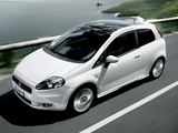 Fiat Grande Punto T-Jet 3-door (199) 2007–09 photos