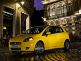 Fiat Punto Sporting BR-spec (310) 2007–12 pictures