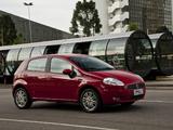 Fiat Punto BR-spec (310) 2007–12 pictures