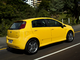 Fiat Punto Sporting BR-spec (310) 2007–12 wallpapers