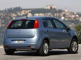 Fiat Grande Punto Natural Power 5-door (199) 2008–12 images