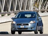 Fiat Grande Punto Natural Power 5-door (199) 2008–12 photos
