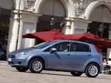 Fiat Grande Punto Natural Power 5-door (199) 2008–12 pictures