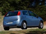 Fiat Grande Punto Natural Power 5-door (199) 2008–12 wallpapers