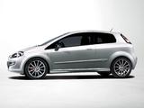 Fiat Punto Evo 3-door (199) 2009–12 pictures
