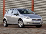 Fiat Punto ZA-spec (310) 2009–12 wallpapers