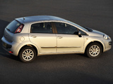 Fiat Punto Evo 5-door UK-spec (199) 2010–12 photos