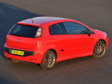 Fiat Punto Evo 3-door UK-spec (199) 2010–12 photos