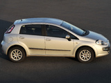 Fiat Punto Evo 5-door UK-spec (199) 2010–12 pictures