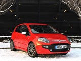 Fiat Punto Evo 3-door UK-spec (199) 2010–12 pictures