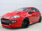 Novitec Fiat Punto Evo (199) 2010–12 wallpapers