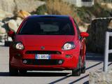 Fiat Punto 3-door (199) 2012 images